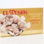 38- Mantecados Caseros con canela y ajonjoli